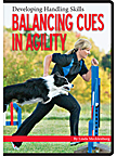 Balancing Cues  in Agility (DVD)